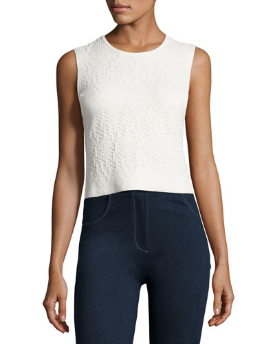 Blithe Embossed Tank Top