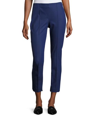 Alettah Mid-Rise Approach Pants