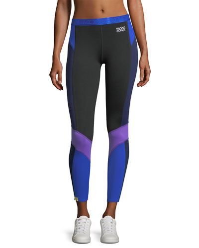 Energy Colorblocked Performance Leggings