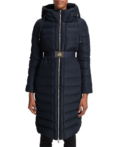 Imin Quilted Puffer Coat