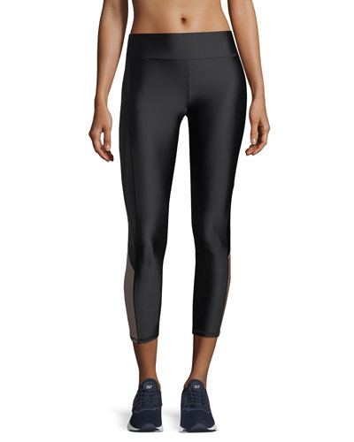 Barkley Side-Stripe Performance Leggings