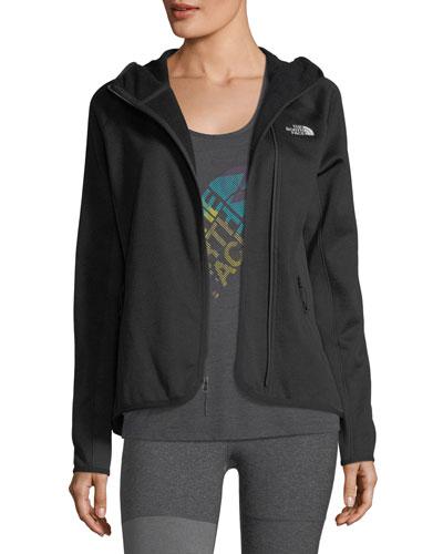 Arcata Zip-Front Long-Sleeve Performance Jacket