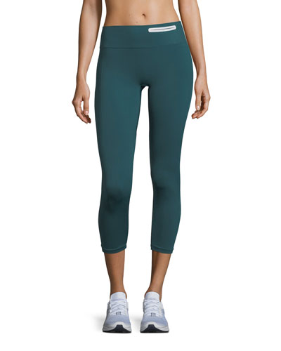 Mirror Hi-Rise Crop Performance Leggings