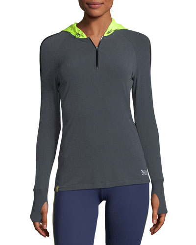 Endurance Hooded Performance Top