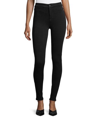 Jennie Mid-Rise Super Skinny Jeans