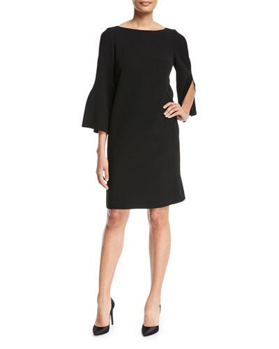 Candace Finesse-Crepe Dress