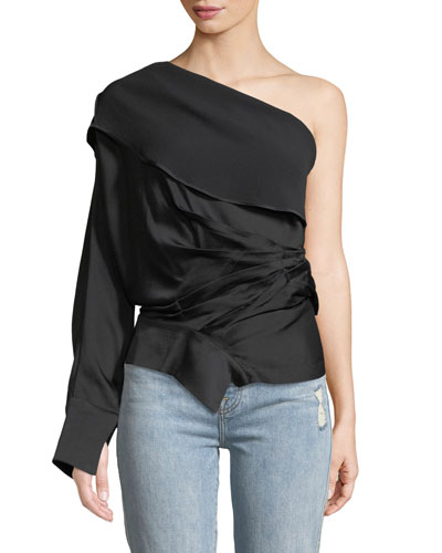 Asymmetric Twisted Top