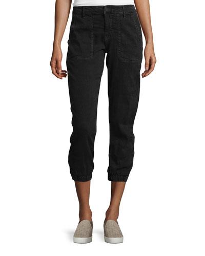 Dolorita Cropped Cargo Pants