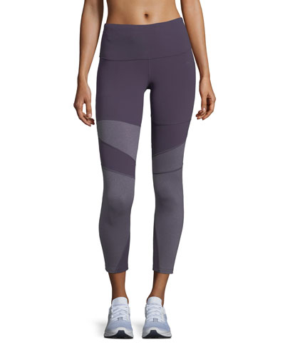 Motivation Paneled Performance Tights