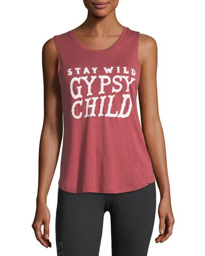 Gypsy Child Muscle Tank