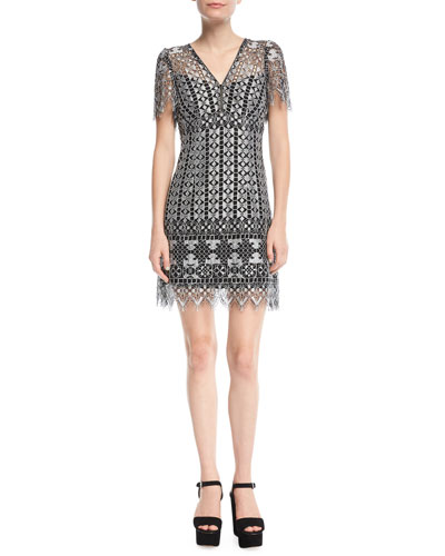 Magic Wand Lace Dress