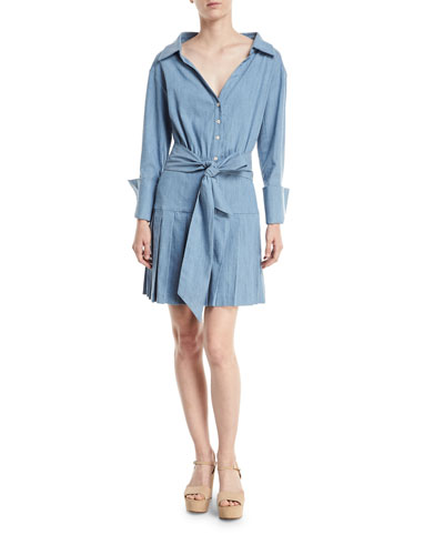 Amanda Shirtdress With Belt