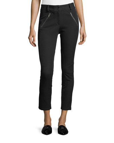 Ellie Jodhpur Cropped Pants
