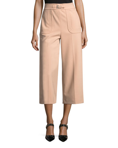 Cropped Tech Cady Pants