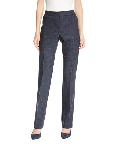 Barrow Wool-Stretch Pants