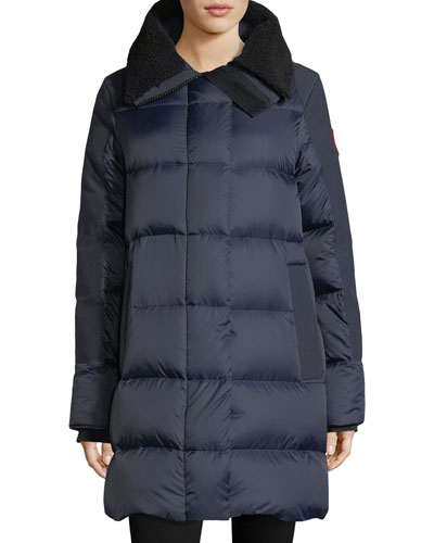 ff6d62d822 Altona Quilted Puffer Coat