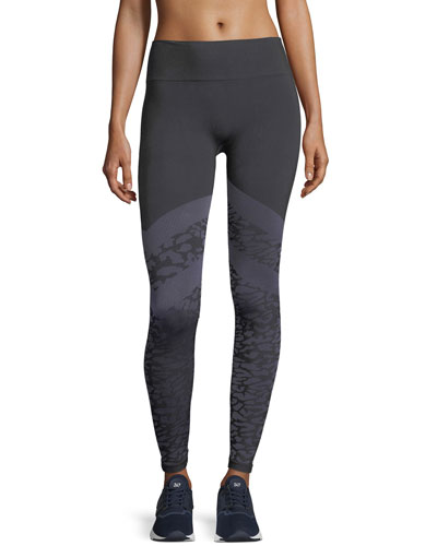 Emerson Printed Full-Length Tights