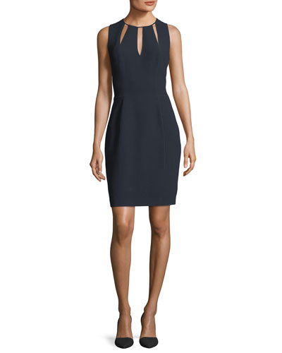 Jemra Sleeveless Cutout Dress