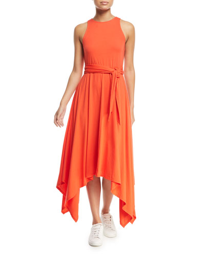 Damonda Sleeveless Midi Dress