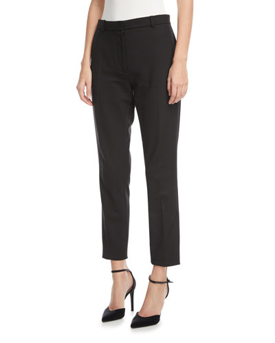 Zoom Skinny Ankle Pants