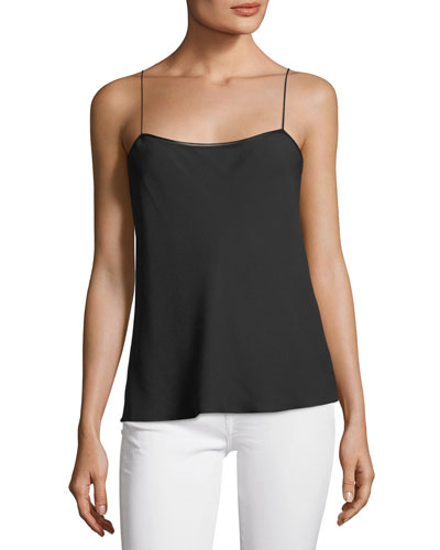 Silk Combo Slip Top