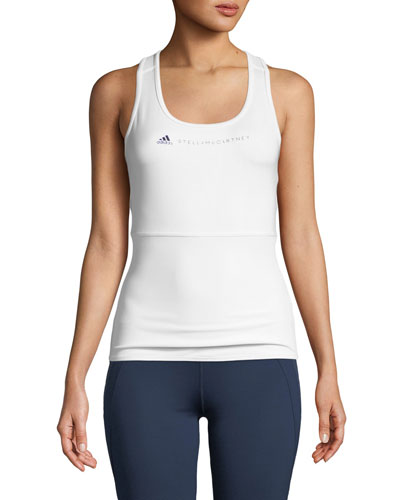 Performance Essentials Tank, White