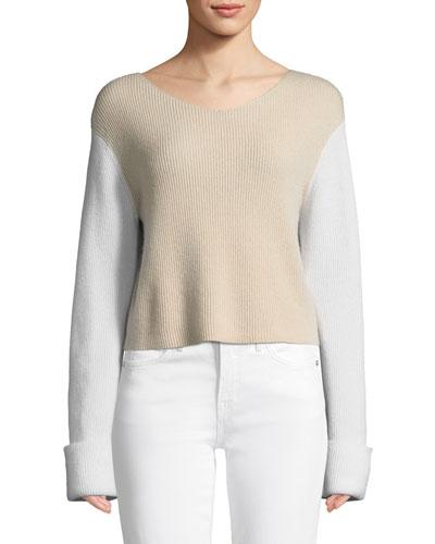 Vince Cashmere Sweaters Top   bergdorfgoodman.com 0eacc46a0b