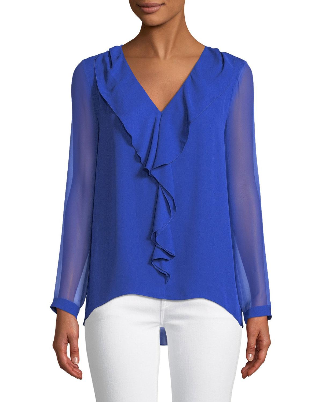 0d0231e3ab03 Buy elie tahari tops for women - Best women's elie tahari tops shop ...