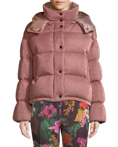 319e3d4ffd86 Moncler Nylon Fabric Coat