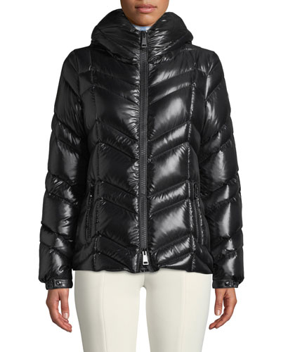 12580a2a6 Moncler Nylon Puffer Coat