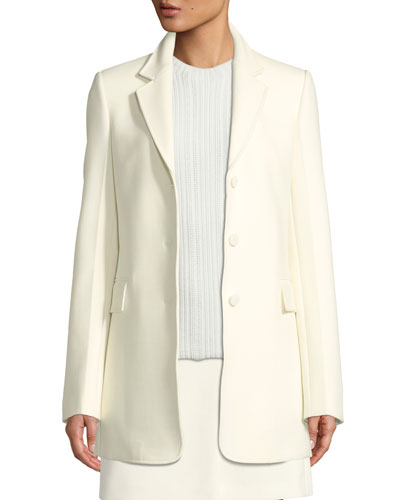 2f8bc69ec5 Cardinal Wool-Blend Jacket Quick Look. Theory