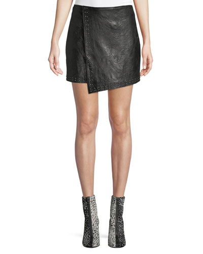 9170b9771a4 Designer Leather Skirt | bergdorfgoodman.com