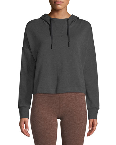 Sedona Cropped Pullover Hoodie