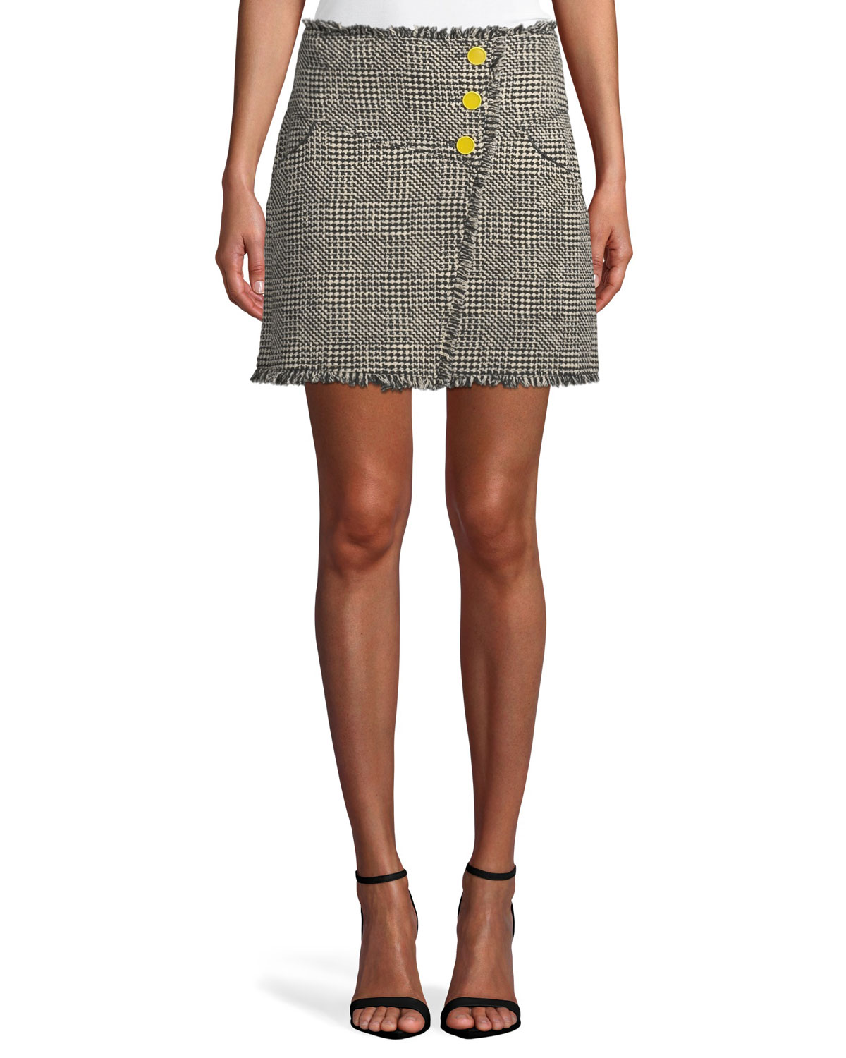 Monti Tweed Skirt