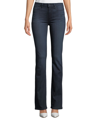 Manhattan High-Rise Boot-cut Jeans