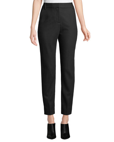 Warsaw Wool Ankle Pants