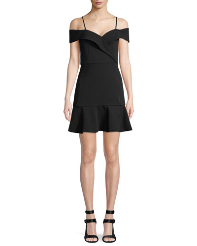 Cap Sleeves Contemporary Dress Bergdorfgoodman Com