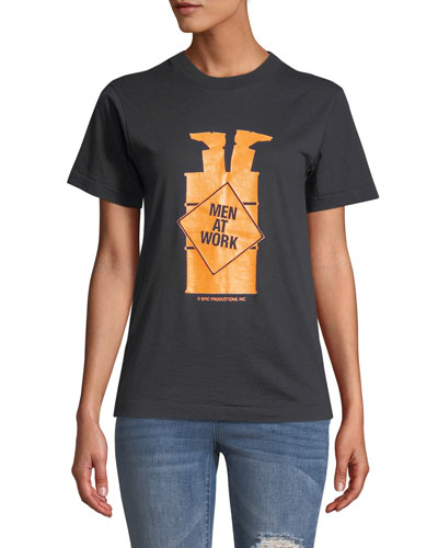 Vintage One-of-a-Kind Band T-Shirt