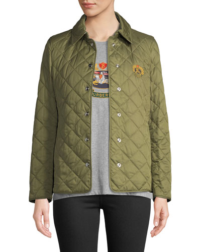 342da72a055 Burberry Quilted Jacket