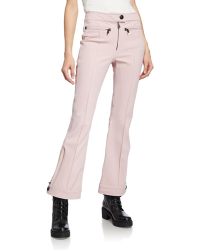 Out-of-the-Boot Ski Pants w/ Adjustable Cuffs