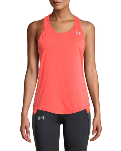 Swyft Racerback Running Tank, Orange