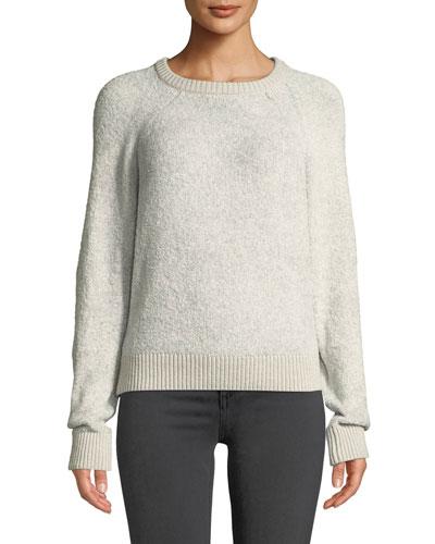 Valerie Long-Sleeve Pullover Sweater