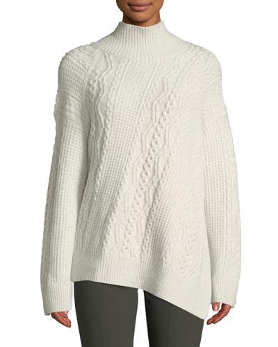 Vince Knit Sweater Bergdorfgoodman Com