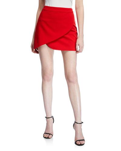 549bc2e075b Polyester Spandex Silhouette Skirt | bergdorfgoodman.com