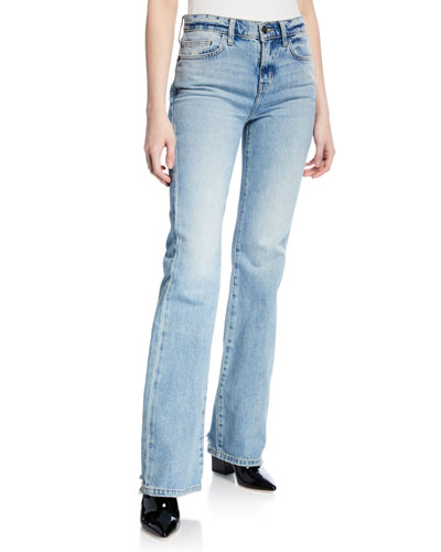 The Jarvis Flared Jeans