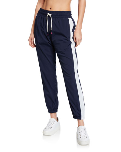 Parachute Pants w/Side Stripe