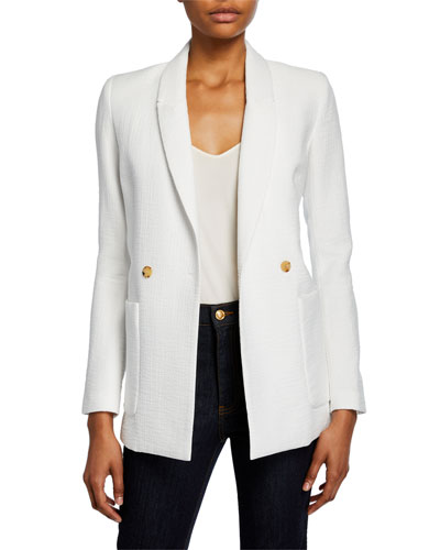 New Amboy Double-Breasted Blazer