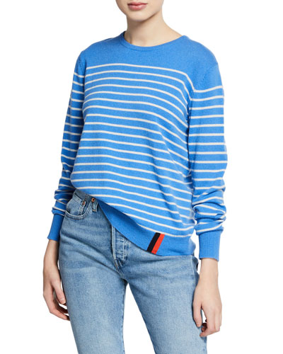 The Sophie Striped Cashmere Sweater