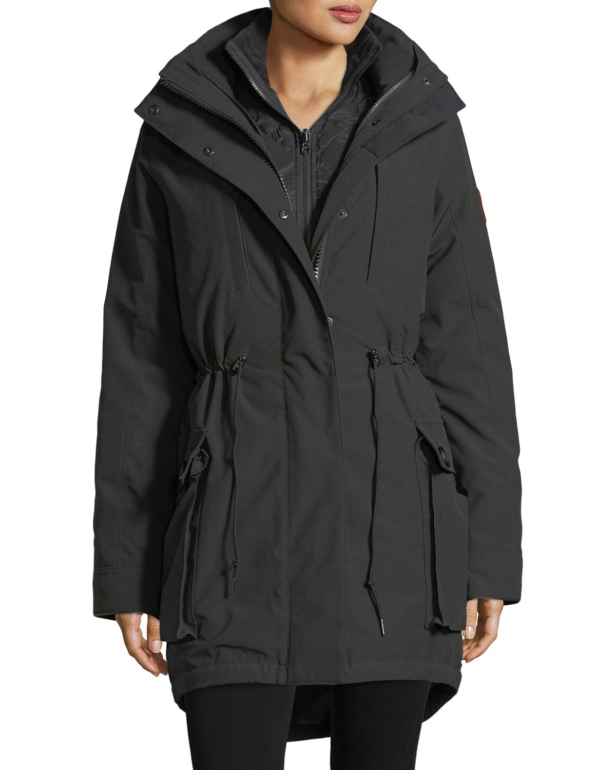 Canada Goose PERLEY 3-IN-1 PARKA JACKET WITH VEST