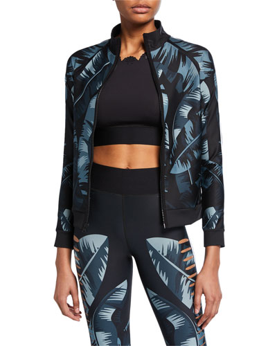 Atomic Havana Printed Jacket
